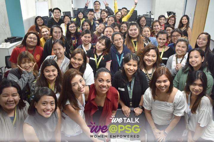 WE@PSG | WeTalk