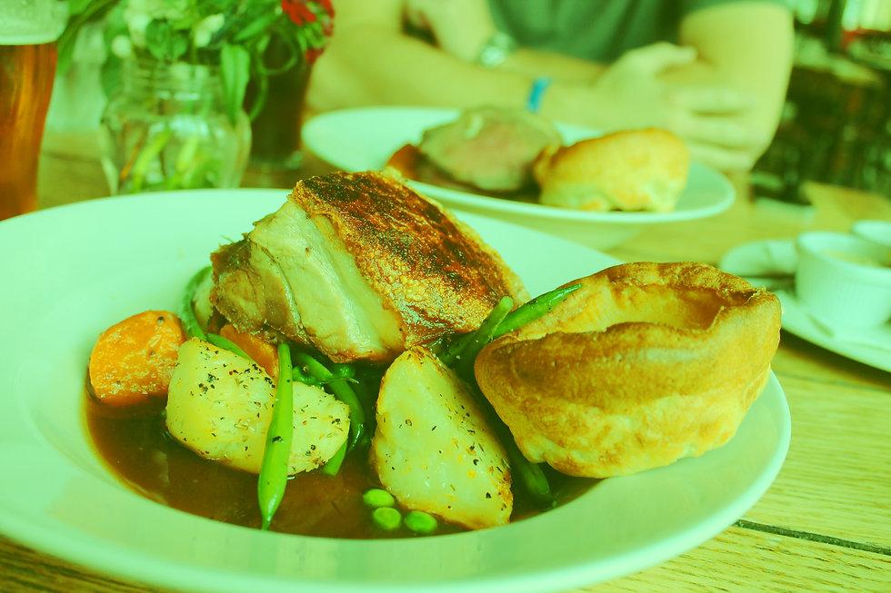 traditional-sunday-roast-made-with-pork-