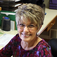 Suzanne Gingrich, office manager