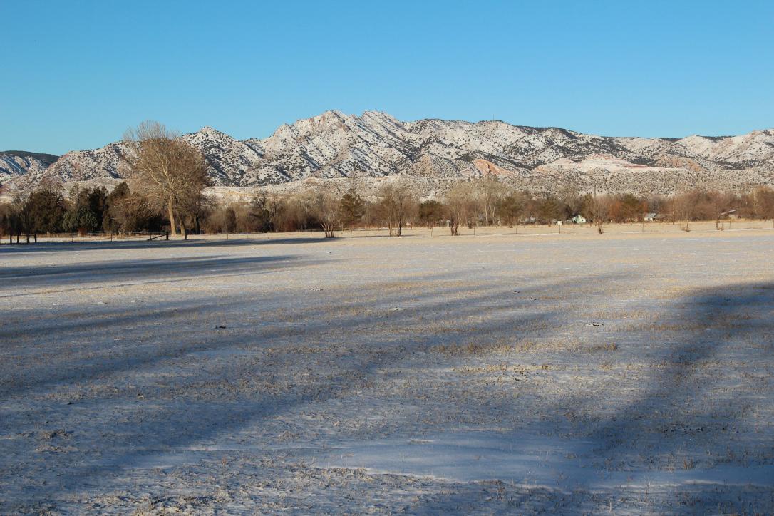 Mountains-snow
