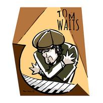 Tom Waits COLOR
