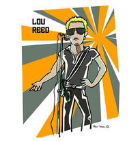 Lou Reed COLOR
