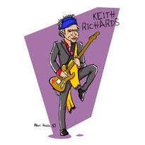 Keith Richars