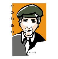 Leonard Cohen COLOR