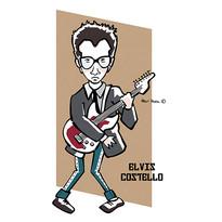 Elvis Costello COLOR