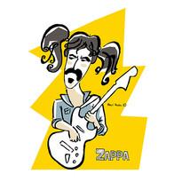 Frank Zappa COLOR