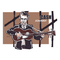 Johnny Cash COLOR