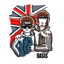 Bros. Gallagher - OASIS COLOR