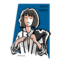 Patti Smith COLOR