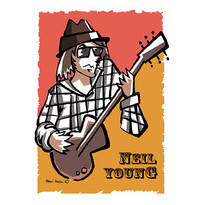 Neil Young COLOR