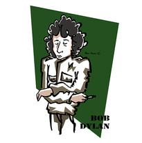 Bob Dylan COLOR
