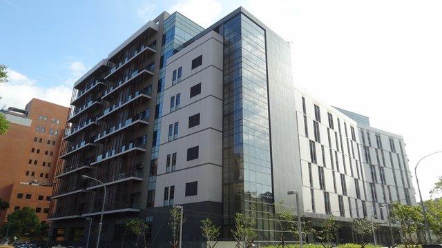 中研院跨領域研究大樓