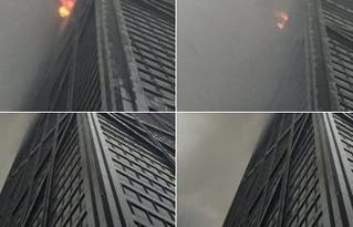 芝加哥摩天大樓火災 5人輕傷