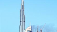 迪拜摩天樓普遍存火災隱患 專家稱隨時或發生大火