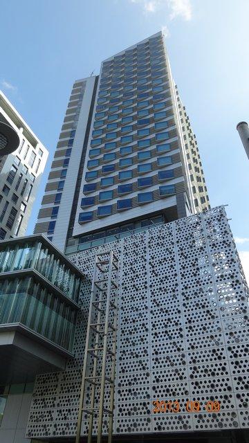 富邦壽A10商旅大樓