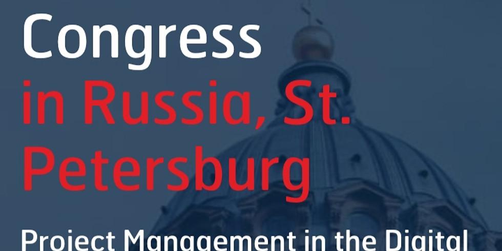 IPMA World Congress in Russia, St. Petersburg