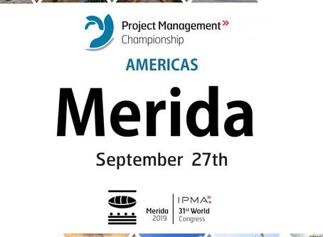 Participación de Panamá en el iPMC Américas Mérida, Yucatán.