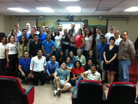 YC Workshop 2015, Panamá
