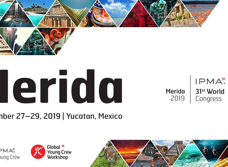 GYCW ( Global Young Crew Workshop) Mérida, Yucatán 2019 y Young Crew Board ASSEMBLY
