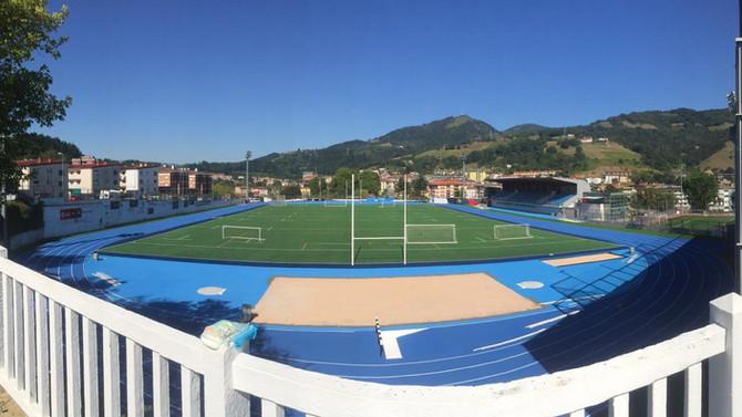 Nueva jornada de atletismo en Donostia