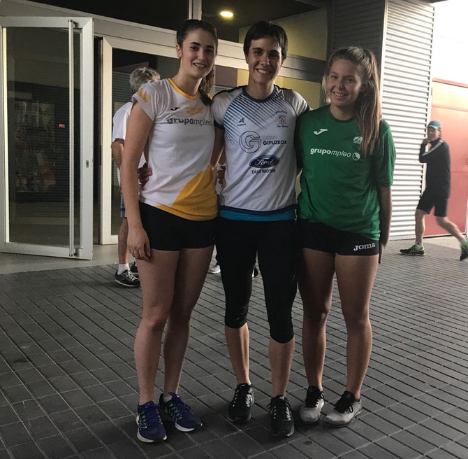 Campeonatos de España en Murcia y Gijón
