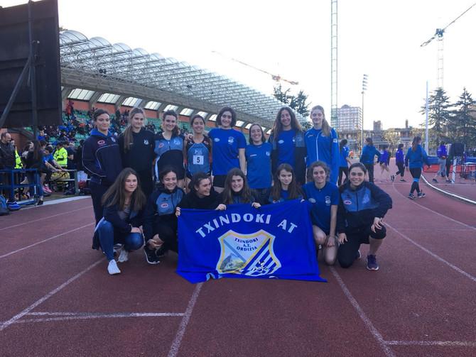 Campeonato de Euskadi de clubs de primera categoría en Donostia