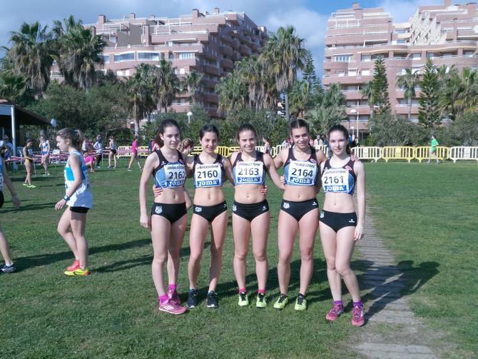 Junior mailako pista estaliko Espainiako txapelketa Valentzian