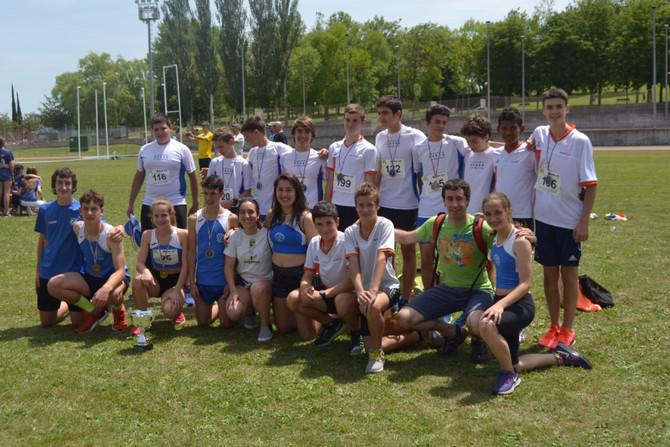 Campeonato de Euskadi absoluto en Durango