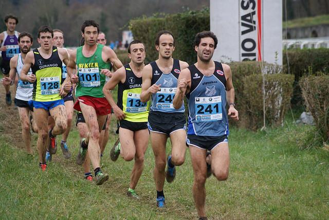 Campeonato de Gipuzkoa absoluto indoor en Donostia