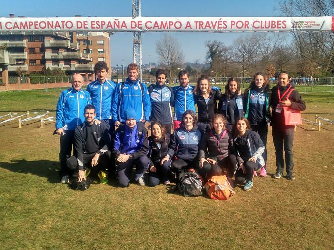 Orense acoge el campeonato de España junior de pista cubierta