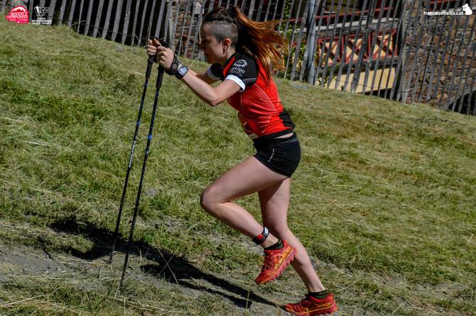 Irati Zubizarreta campeona del mundo de Skyrunning categoría 18-20 años