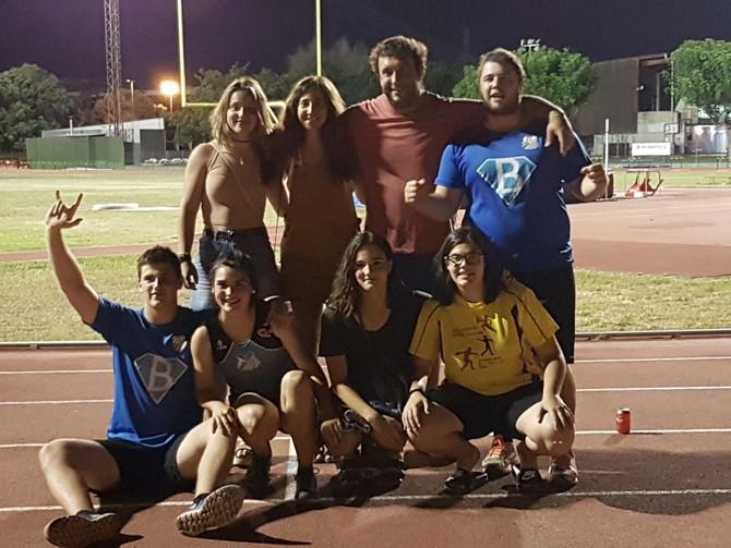 Gari Garmendia y Ane Torres Triunfan en el estatal Junior de Granollers