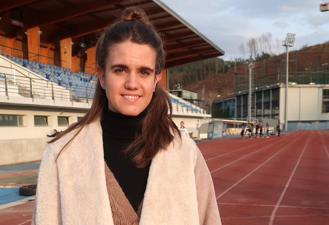 Campeonato de España sub 23 de pista cubierta en Salamanca
