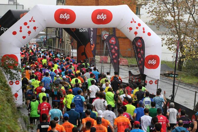 Cross de Irún y maratón de Valencia