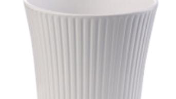 Vaso diamentro 17cm in ceramica +colori