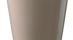 Vaso ceramica diametro 16cm +colori