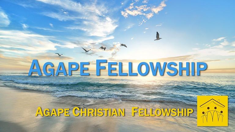Agape Fellowship Meeting