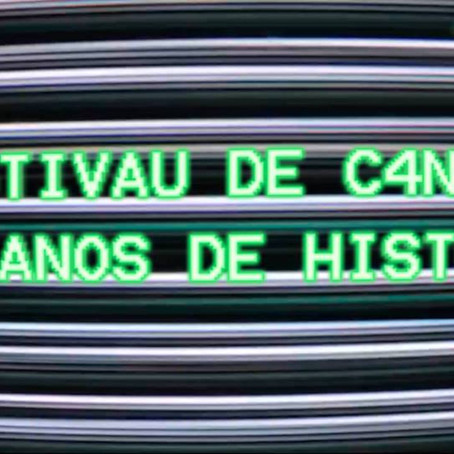 Convocatória Festivau C4nn3$ - sem anos de história