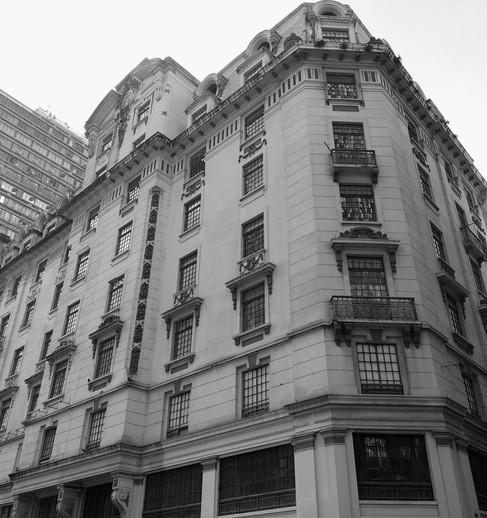 Fachada do prédio do Anexo LONA