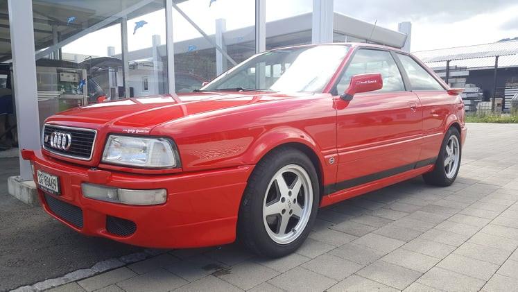Audi S2 Silvio