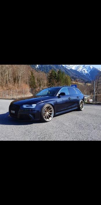 Audi RS4 Florian