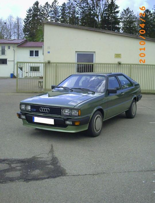 Audi Coupé GT Claudia