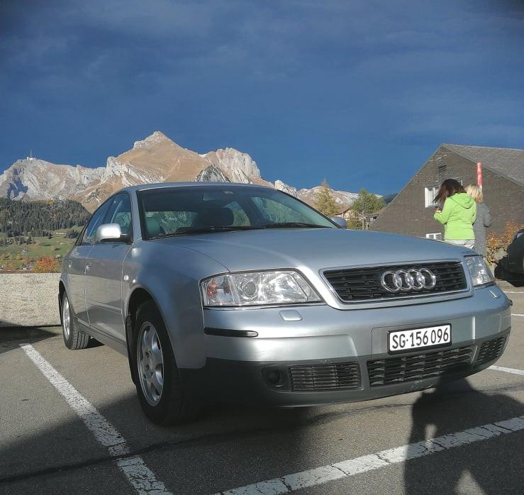 Audi A6 Nicolas