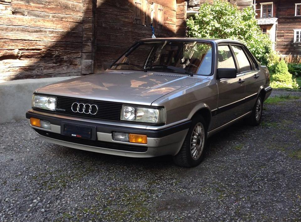 Audi 90 Quattro Nathalie