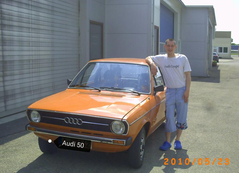 Audi 50 Holger