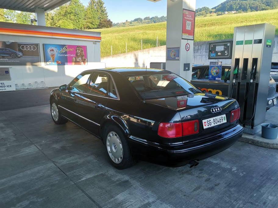 Audi A8 Silvio