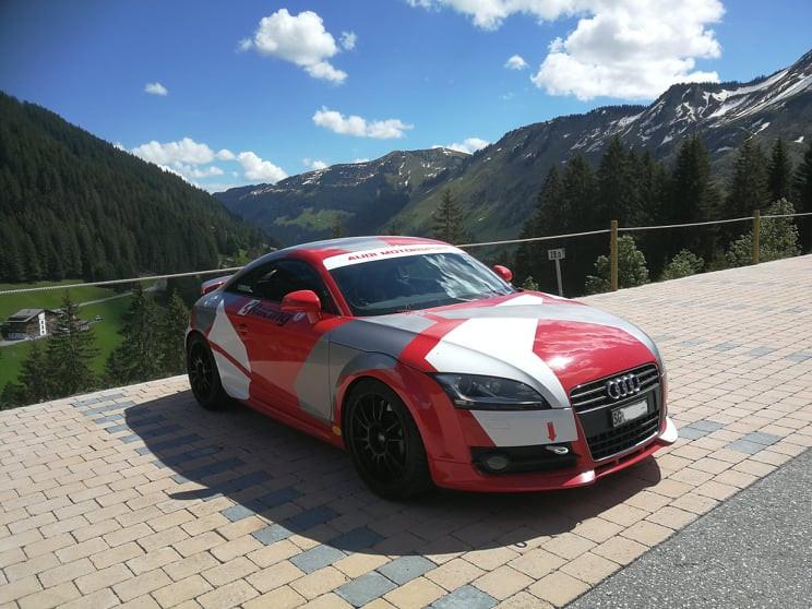 Audi TT Nicolas