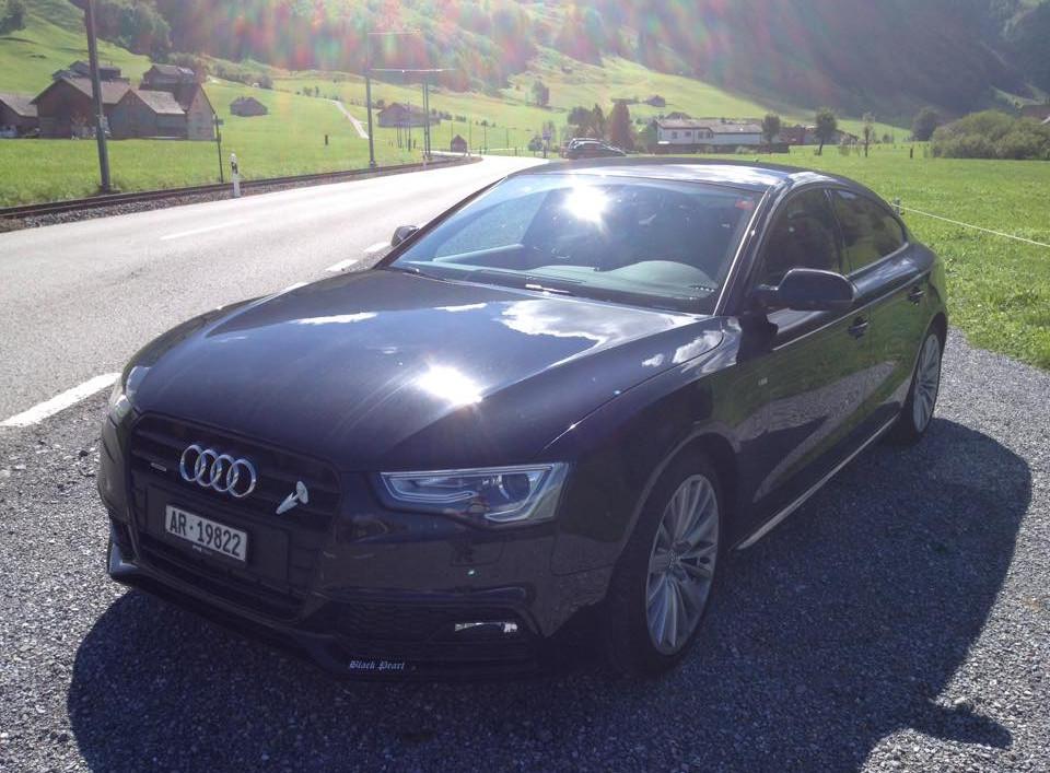 Audi A5 Joe