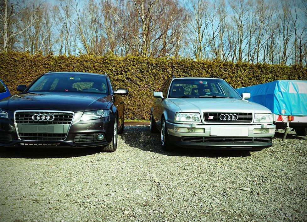 Audi A4 und S2 Stephan