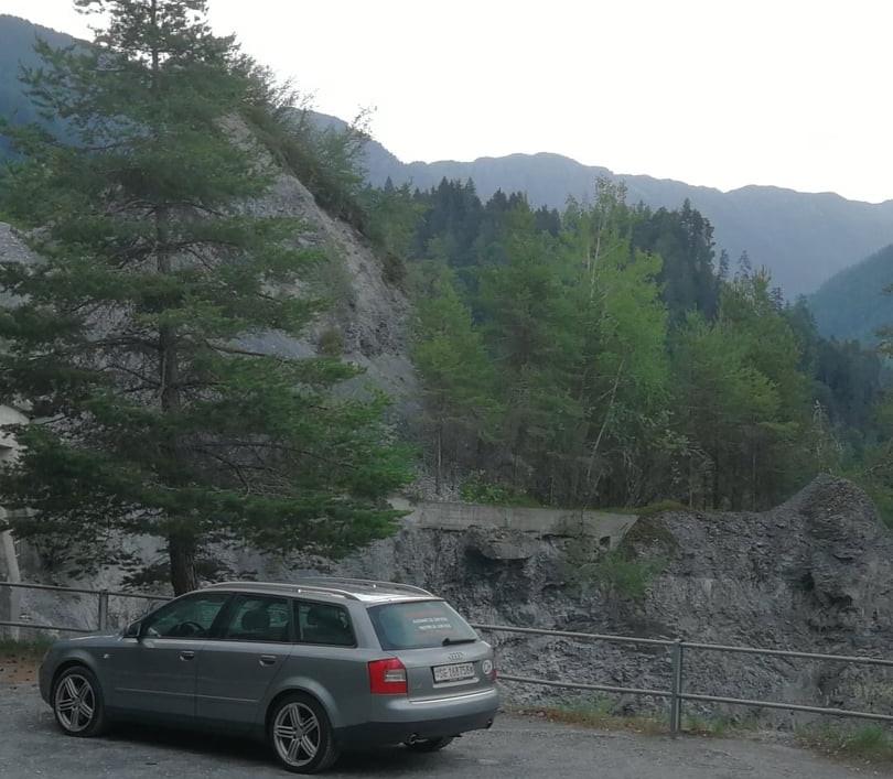 Audi A4 Sabrina